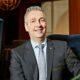 Portrait de Michel Cottray, président de l'UFE en Belgique