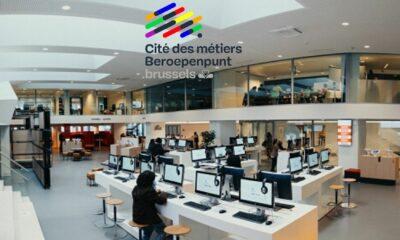 La Cité des métiers de Bruxelles
