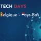 Événement : French tech days Belgique Pays-Bas 2021