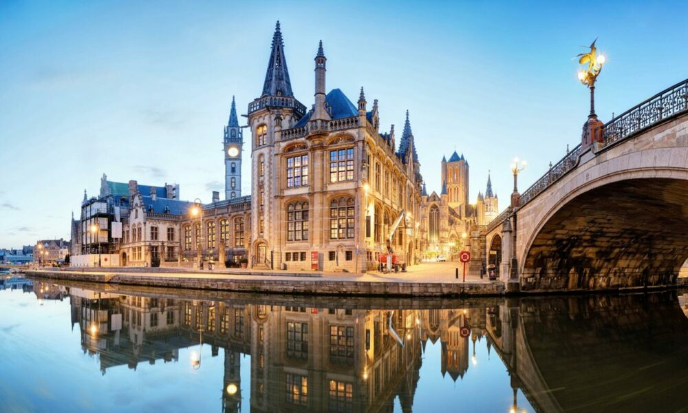 Ma retraite en Europe : la Belgique